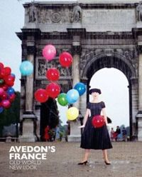 "Avedon's France ""Old World, New Look"""