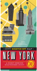 City Scratch-Off Map: New York A Sight-Seeing Scavenger Hunt