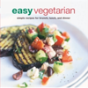 Easy Vegetarian Simple Recipes for Brunch, Lunch and Dinner