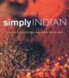 Simply Indian Sweet and Spicy Recipes from India,Pakistan and East Africa