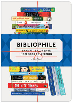 Bibliophile Notebook Collection Book Club Favorites